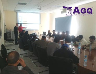 Formation technique au profit de les coopératives Zaouia et Copag